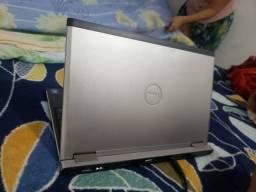 Notebook Dell Vostro i3 com 320giga 4 de ram uso na tomada bateria viciada