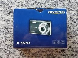 Câmera Digital Olympus X-920 12mp - C/ Defeito
