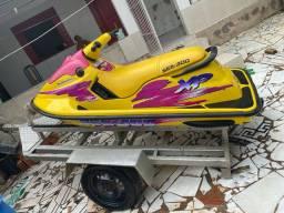 Jet ski 110hp
