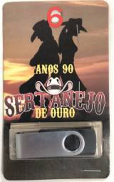 Pen Drive Musical - Sertanejo Anos 90