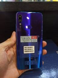 Xiaomi Redmi note 7 64gb Novos lacrados com 1 ano de garantia + brindes