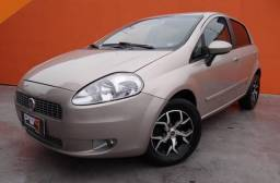 Fiat Punto ELX 1.4 8V Flex 4P Manual(2009-2010) - Oferta Imperdível - Super Conservado