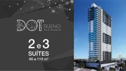 Apartamento pronto pra morar no DoT Bueno - 2 suites