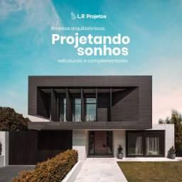 L.R Projetos - Projetos arquitetônicos e complementares