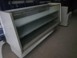 Balcão refrigerado gelopar 2 metros 2 pistas refrigerado otimo estado