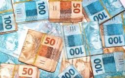 Dinheiro com limite do cartão de crédito