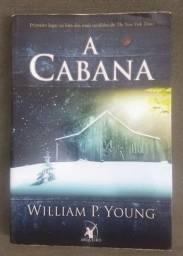 Livro A Cabana - William P. Young - *acompanha Brinde