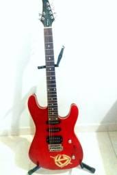 Guitarra Tagima MG-230 Strato - Super afinada!
