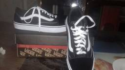 Sapato Vans, nunca usando