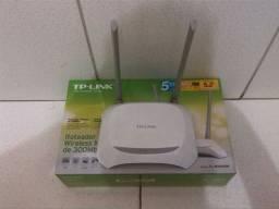 TP-LINK Wi-Fi Roteador e Repetidor