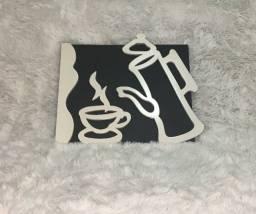 Quadro Decorativo Para Cozinha 33x40 cm Até 2 vezes no cartão