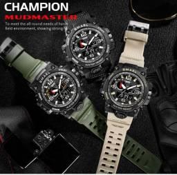 Relógio militar top esportivo promoção