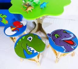 Banquetas personalizadas Lolo Kids em oferta