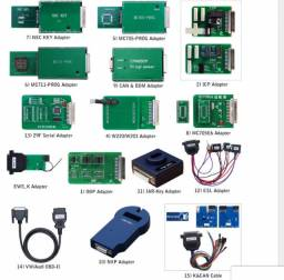 CKM-200 programador de chaves automotivas especifico para mercedes e bmw