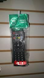 Controle TV box/ Loja No Anil.