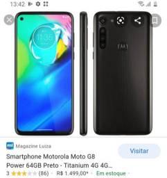 Vendo Motorola g8