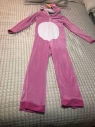Pijama Puket unicórnio tamanho 12
