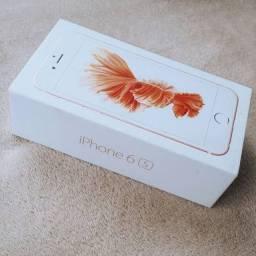 IPHONE 6S 32GB, NA CAIXA, 1 ANO DE GARANTIA E NOTA FISCAL