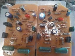 Circuito Amplificador, Substitui O STK