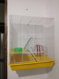 Vendo gaiola para hamster nova nunca foi usada