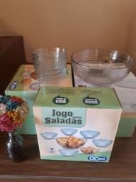 Jogo para saladas