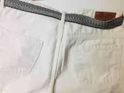 Shorts billie branco
