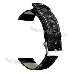 Pulseira Smartwatch Haylou Solar Couro E Naylon 22mm