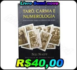 Livro Tarô, Carma e Numerologia