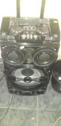 Som Amplificador Vicine 340w de potencia