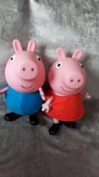 George e Peppa