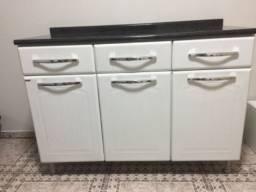 Balcão/armário de cozinha semi novo