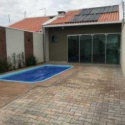 Casa á Venda - Loteamento Bela Vista- Porto Rico Paraná