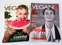 Kit 2 Revistas Vegan