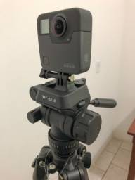 Oportunidade Câmera GoPro Fusion 360° Seminova