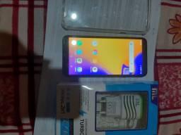 Vende se um celular J 6 +novo
