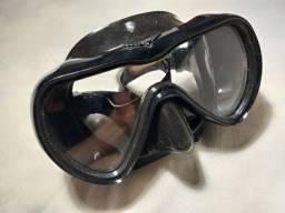 Óculos de mergulho semi novo