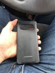 Capa puregear Samsung s10
