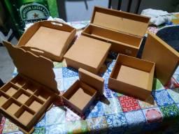 Caixas de Mdf