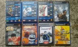 Jogos Originais Playstation 2 Colecionador (Aceito trocas)
