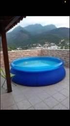 Piscina inflável 2490 litros