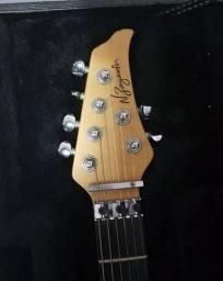 Vendo guitarra N Zaganin modelo serj signature bem conservada