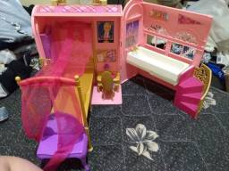 Casa da Barbie 3 Mosqueteira
