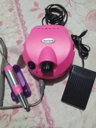 Lixa Elétrica Nail Drill