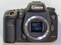 Vendo Canon 7D Mark II Dslr Profissional Corpo