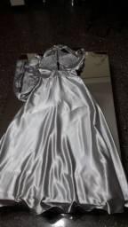 belíssimo vestido de festa