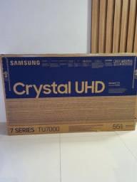 Smart tv Samsung crystal 55 4k Lacrada |NF