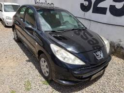 Peugeout HB 207 XRS 1.4 completo!