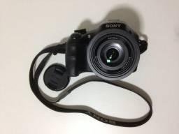 Câmera Sony CyberShot HX400 + Bolsa Case + Cartão de 8GB