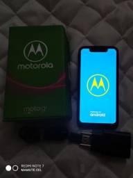 Smartphone Motorola Moto G7 Play Perfeito. Com carregador turbo original