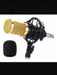 Microfone bm800 semi novo